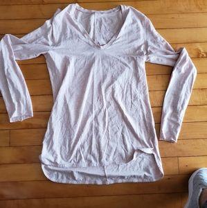 Lululemon Long Sleeve Size 4